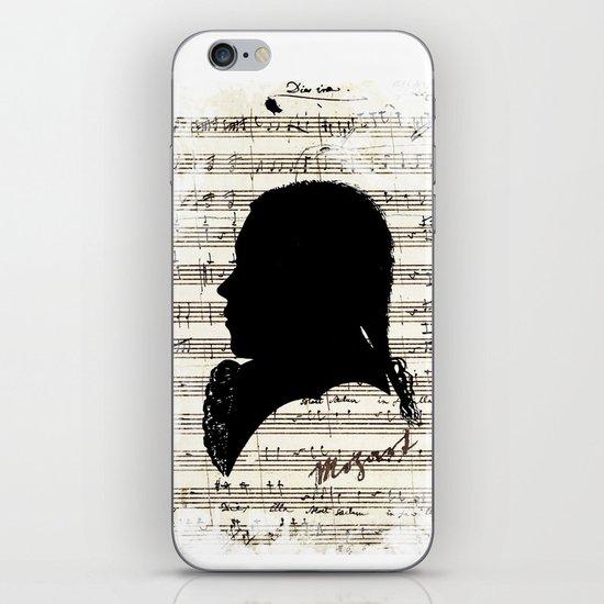 Mozart - Dies Irae iPhone & iPod Skin