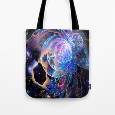 Transitory Cosmos Tote Bag