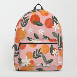 Keep it Happy with oranges Backpack