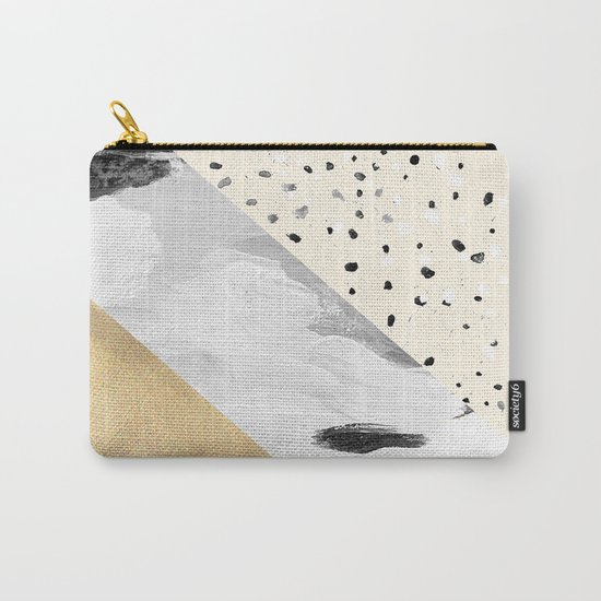 Gilt and Glamour Carry-All Pouch