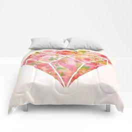 Summer Diamond Comforters