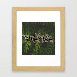 Hustle Nature Framed Art Print