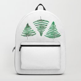 Fiordland Forest Ferns Backpack