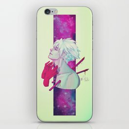 Kind Moon iPhone Skin