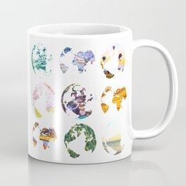 Globes Coffee Mug