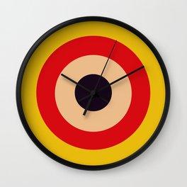 Cubagua Wall Clock