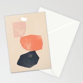 Abstract Shapes 26 Stationery Cards
