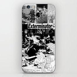 Exterminator iPhone Skin