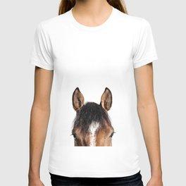 Wanna ride now? T-shirt