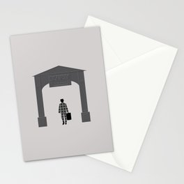 Dickinson Metal Works (DEAD MAN) Stationery Cards