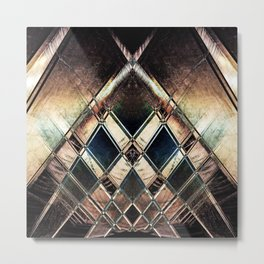 Splicer Metal Print