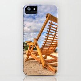 Kickback iPhone Case