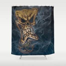 The Stuff Nightmares Are Made Of Shower Curtain