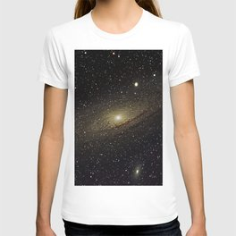 Andromeda Galaxy T-shirt
