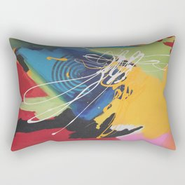 Ab Fab Wild Child Rectangular Pillow