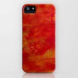 Twin fires - Two iPhone Case