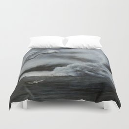 THE SINKING Duvet Cover