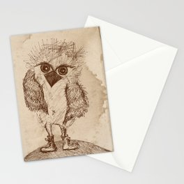Tough Chick Stationery Cards