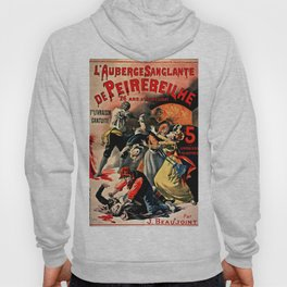 The Crimes of Peyrebeille (Bloody Hostel) Hoody