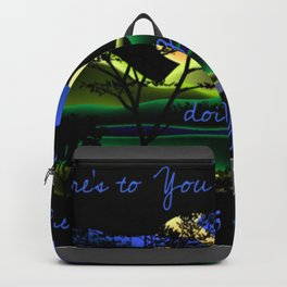 """""""Right"""" Backpack"""