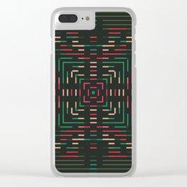 Aztek D Clear iPhone Case