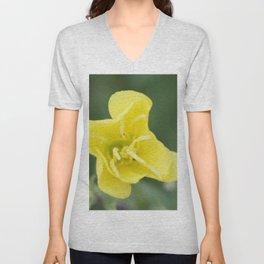 professional flower Unisex V-Neck