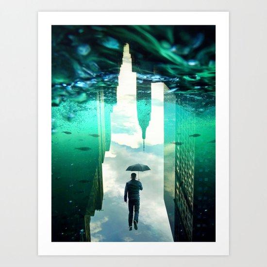 Vivid Dream Art Print