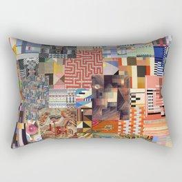 Bauhaus Art Rectangular Pillow
