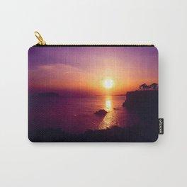 A beautiful sunset on Jeju Island Carry-All Pouch