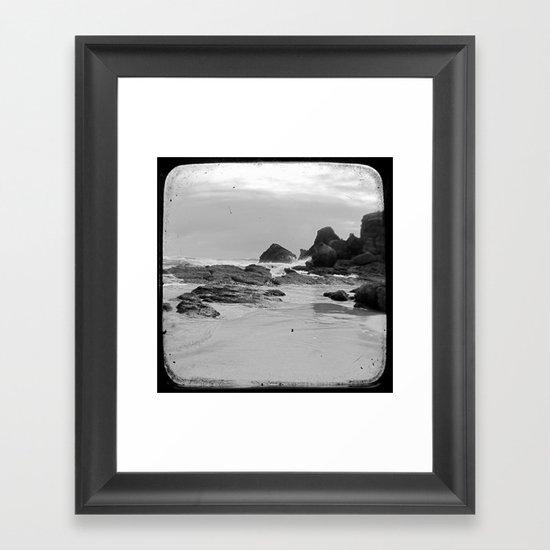 Strange Planet - Through The Viewfinder (TTV) Framed Art Print
