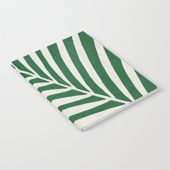 Minimalist Palm Leaf by kristiangallagher