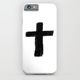 Christian Cross 7 iPhone Case
