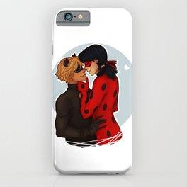 Ladynoir iPhone Case