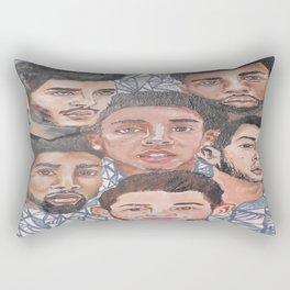 Men Rectangular Pillow