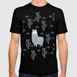 Alpaca winter T-shirt