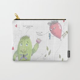 Unconventional Love Carry-All Pouch