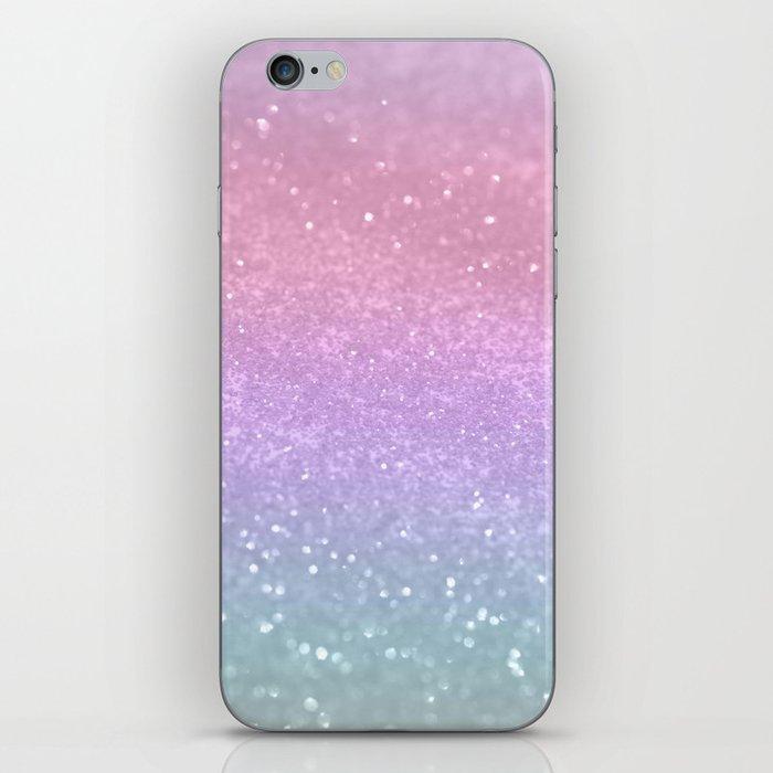 Unicorn Princess Glitter #1 (Photography) #pastel #decor #art #society6 iPhone Skin