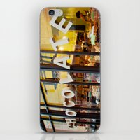 chocolate iPhone & iPod Skins featuring chocolate by The Last Sparrow