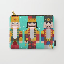 The Nutcrackers Carry-All Pouch