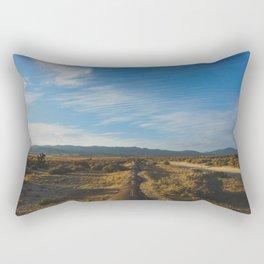 Los Angeles Aqueduct - Pacific Crest Trail, California Rectangular Pillow