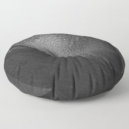 Fineart Closeup of a Woman's Vagina Floor Pillow