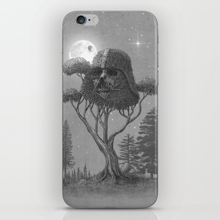 Dark Side of The Forest  iPhone Skin