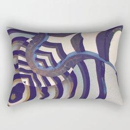Zebra Dreams Rectangular Pillow