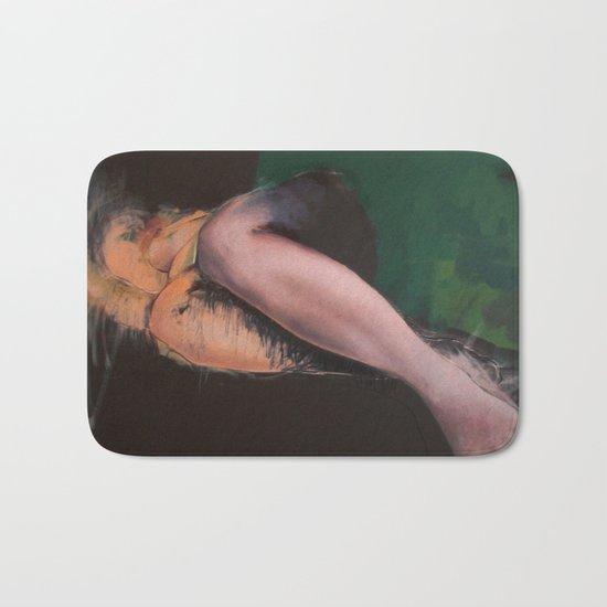 nude no 1 Bath Mat