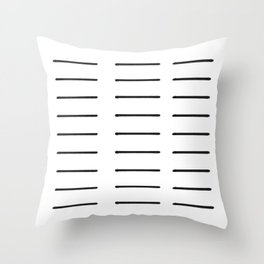 Organic Throw Pillow