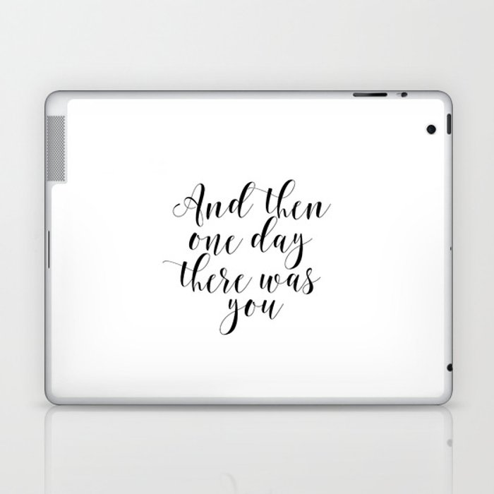 photograph about Wedding Sign Printable named Printable Wall artwork, Marriage Indicator, And then a person working day there was yourself, Get pleasure from Wall Artwork, Bed room Print, Brid Laptop or computer iPad Pores and skin via lovelyprints