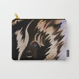 WOLFMAN OF EL CAMANCU MOUNTAINS Carry-All Pouch