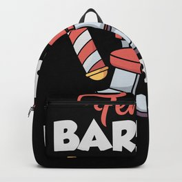 Female Barbers Do It Better Backpack