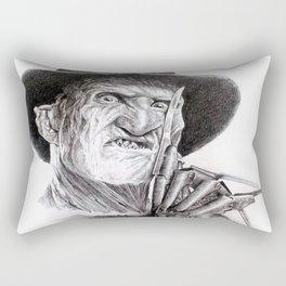 Freddy krueger nightmare on elm street Rectangular Pillow