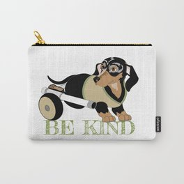 Ricky Bobby #3: Be Kind Carry-All Pouch